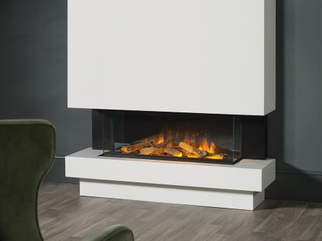 The Shannara Electric Fireplace