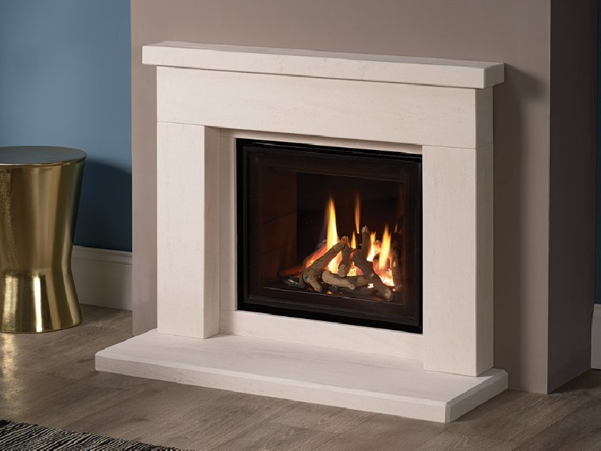 Portuguese Limestone|fusionfireplaces