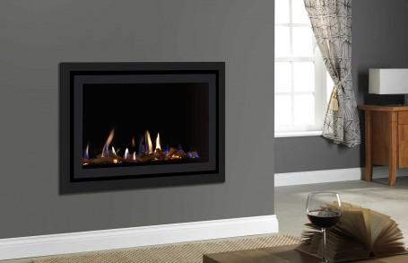 Vision Fires Balanced Flue Fire TL70sl