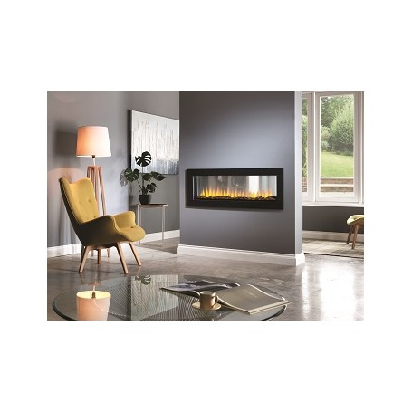 SLE125T Two Sided Electric Fire