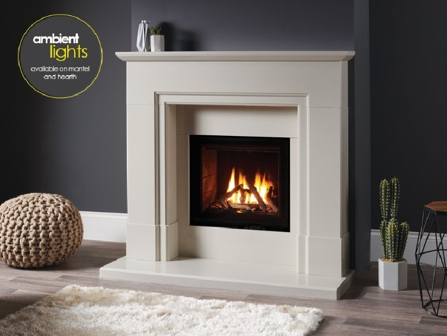 Barley White|fusionfireplaces